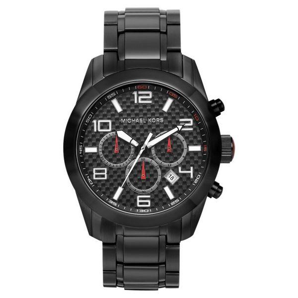 fcb6a4315d Unisex hodinky Michael Kors MK8219 (44 mm)