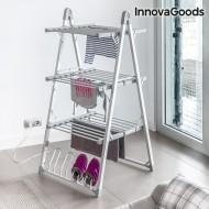 Elektrický Rozkladací Sušiak na Bielizeň InnovaGoods 300 W Sivý (30 tyčí) + poštovné len za 1 EURO