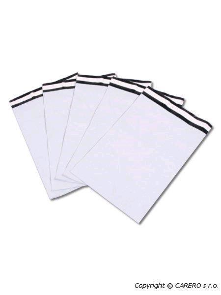 Plastové obálky XL 350x460mm - 10 ks