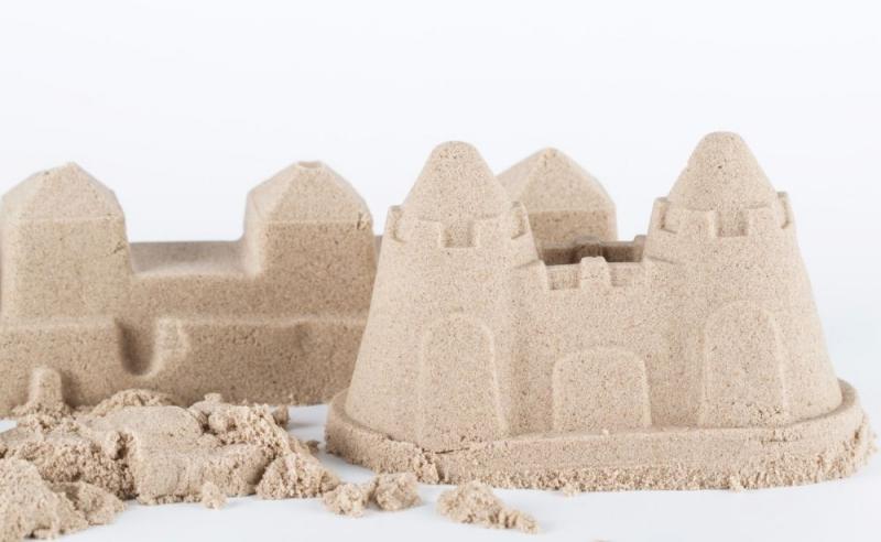Kinetický písek - přírodní - 5kg