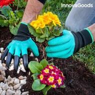 Zahradní Rukavice s Drápy na Okopávání InnovaGoods + poštovné jen za 1 Kč