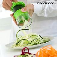 InnovaGoods Mini Spiralicer Spirális Zöldségvágó + postaköltség csak 1 Ft