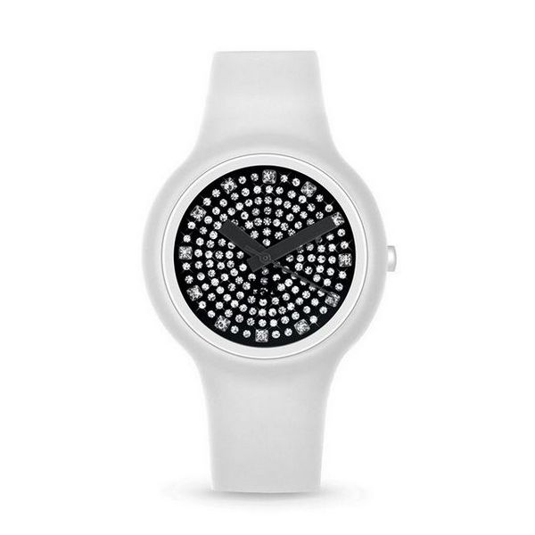 Levně Dámské hodinky Haurex SW390DFW (34 mm)