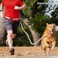Běžecké vodítko pro psy InnovaGoods + poštovné jen za 1 Kč