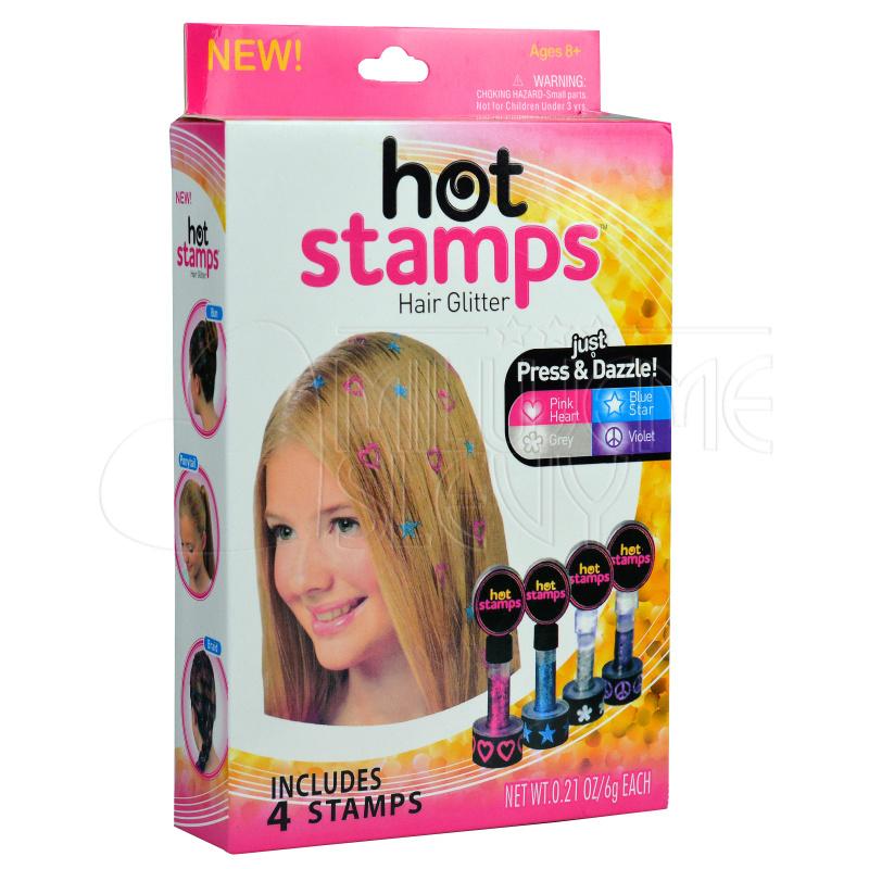 Vlasová razítka - Hot Stamps