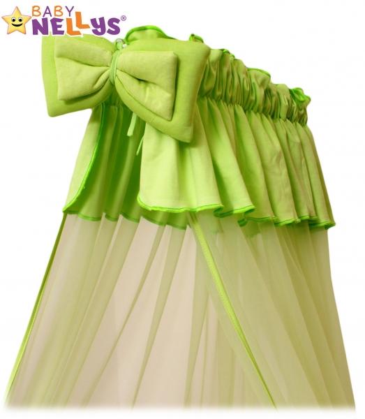 Levně Nebesa šifon - zelené
