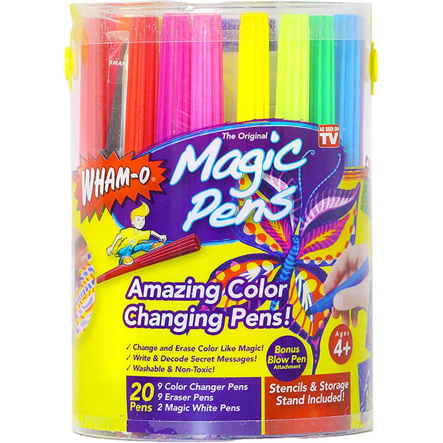 Kouzelné fixy - Magic pens - 20 kusů