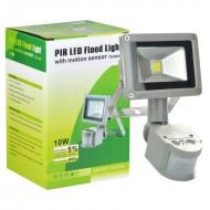 LED závěsné světlo s čidlem - 10W - stříbrné + poštovné jen za 1 Kč