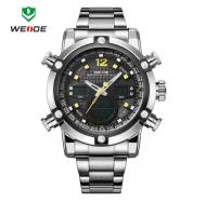 Pánské hodinky Weide - WH5205 - Žluté