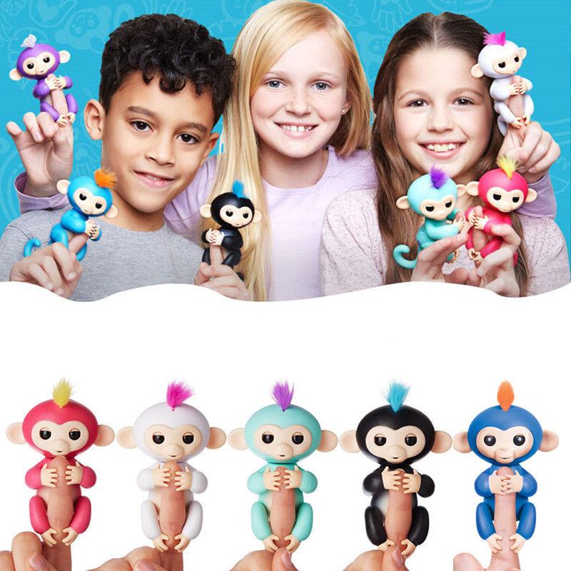 Happy Monkey - interaktivní opička