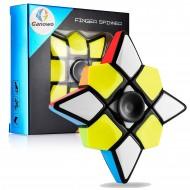 Spinner - kostka Rubika 1x3x3 - mały  + opłata pocztowa tylko 1 zł
