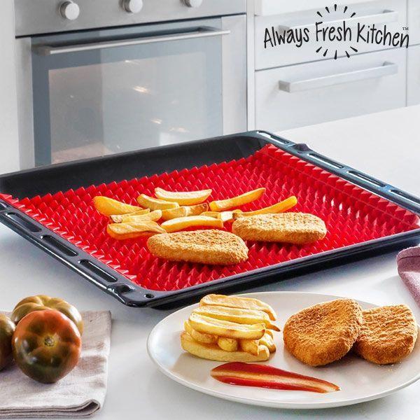 Pečící podložka Health Cook Mat