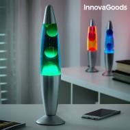 Lávová Lampa Magma InnovaGoods 25W - Zelený + poštovné jen za 1 Kč