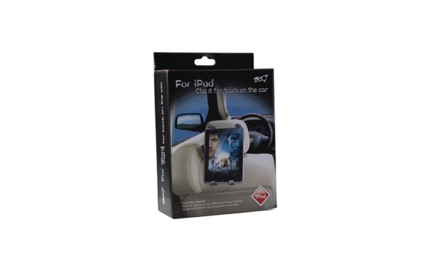 Držák tabletu do automobilu - s úchytem na opěrku hlavy