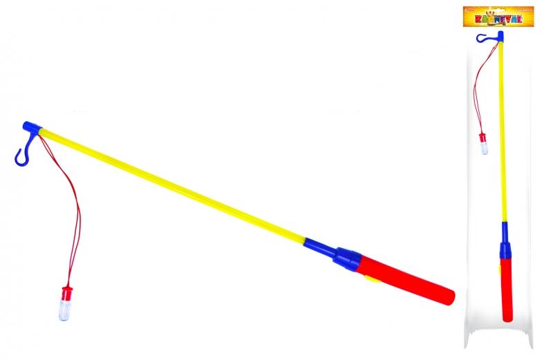 Hůlka na lampion s LED světlem 50 cm