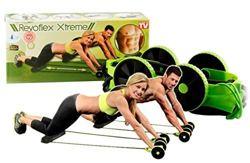 Domácí posilovací přístroj - Revoflex Xtreme