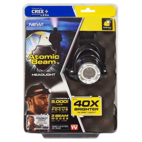 LED čelovka - Atomic Beam