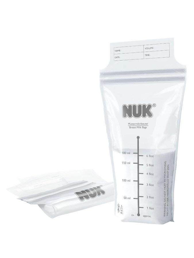 Sáčky na mateřské mléko NUK 25 ks