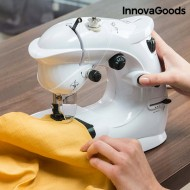 Kompaktní Šicí Stroj InnovaGoods 6 V 1000 mA Bílý + poštovné jen za 1 Kč