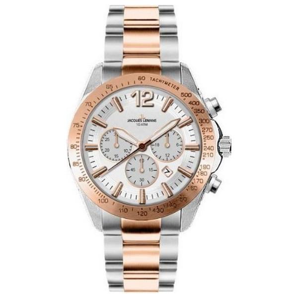 Pánské hodinky Jacques Lemans 1-1751H (44 mm)  4758be3e18