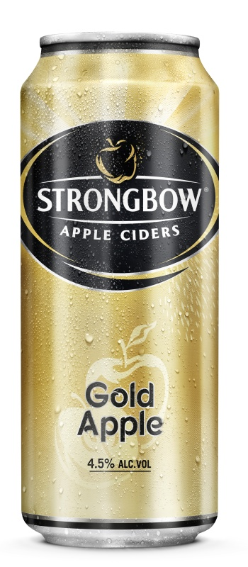 Strongbow cider 0,4L Gold