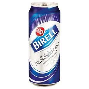 Birell nealkoholické pivo 0,5L