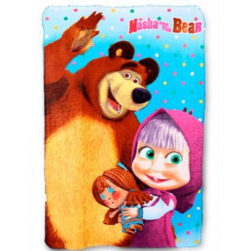 Deka 1 Máša a Medveď - Zdraví Vás Máša a Medveď