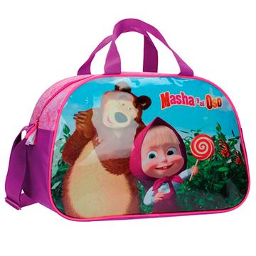 Športová taška 1 Máša a Medveď 40 cm