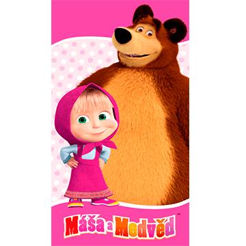 Osuška 1 Máša a Medveď  - Máša a Míša