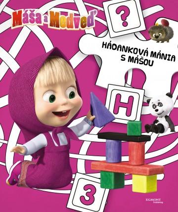 Animaccord Máša a medveď Hádanková mánia s Mášou