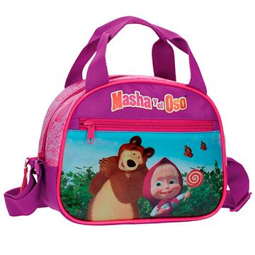 Junior taška 1 Máša a Medveď 25 cm