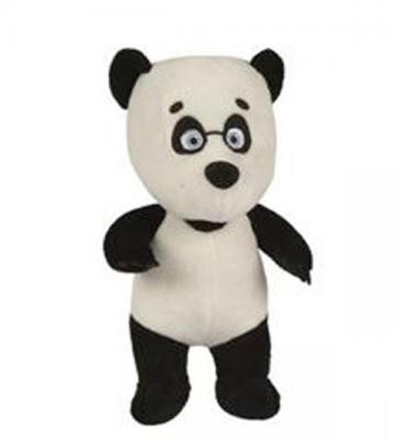 Simba Máša a medveď Plyšová panda 21 cm