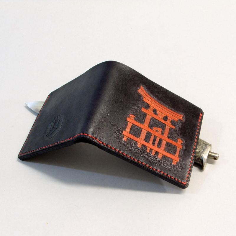 Pánská peněženka - japan black
