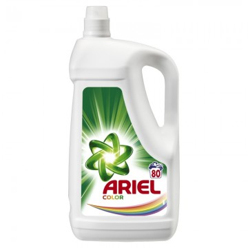 ARIEL gel 5,2 l/80 PD Color
