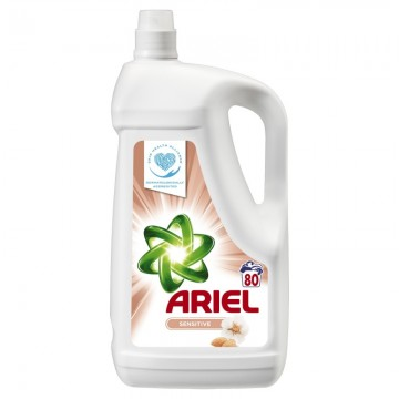 ARIEL gel 5,2 l/80 PD Sensitive