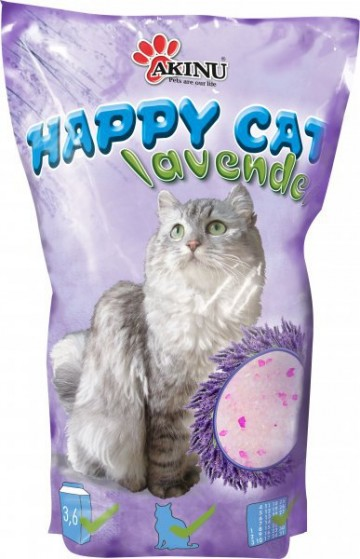 HAPPY CAT 3,6l Lavender