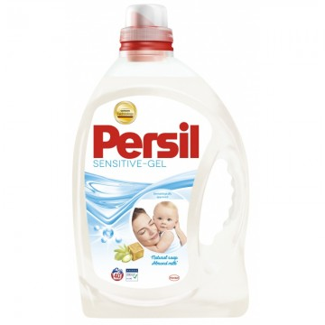 PERSIL gel 2,92l/40PD Sensitive