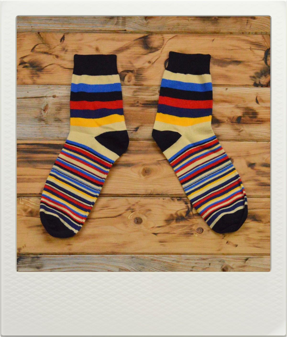 45f0dfb5e43 Ponožky Stripes v1
