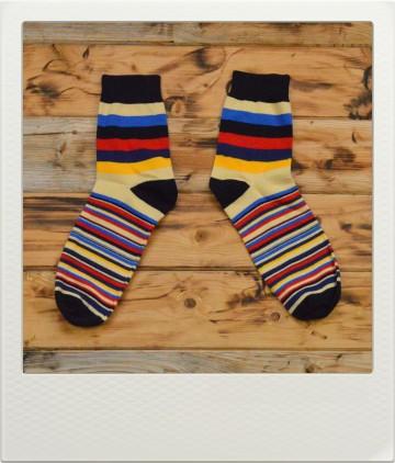 Ponožky Stripes v1