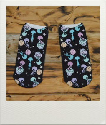 Ponožky Space