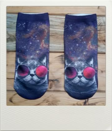 Ponožky New Cats 3