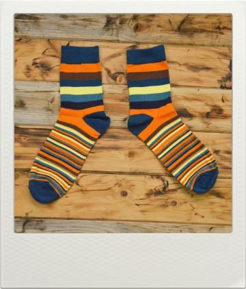 Ponožky Stripes v4