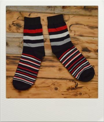 Ponožky Stripes v3