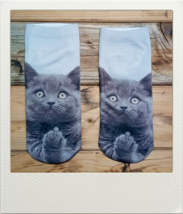Ponožky New Cats 5
