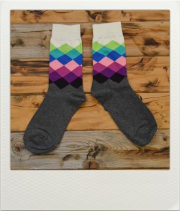 Ponožky ZigZag 4
