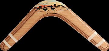 Bumerang Scenérista - Levoruký