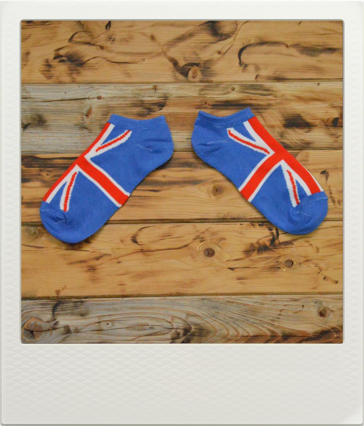 Ponožky Flags UK