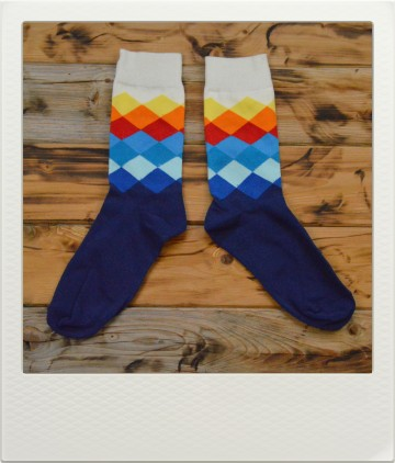 Ponožky ZigZag 2