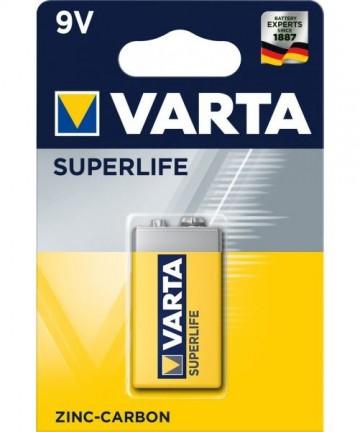 9V battery Varta Superlife 2022