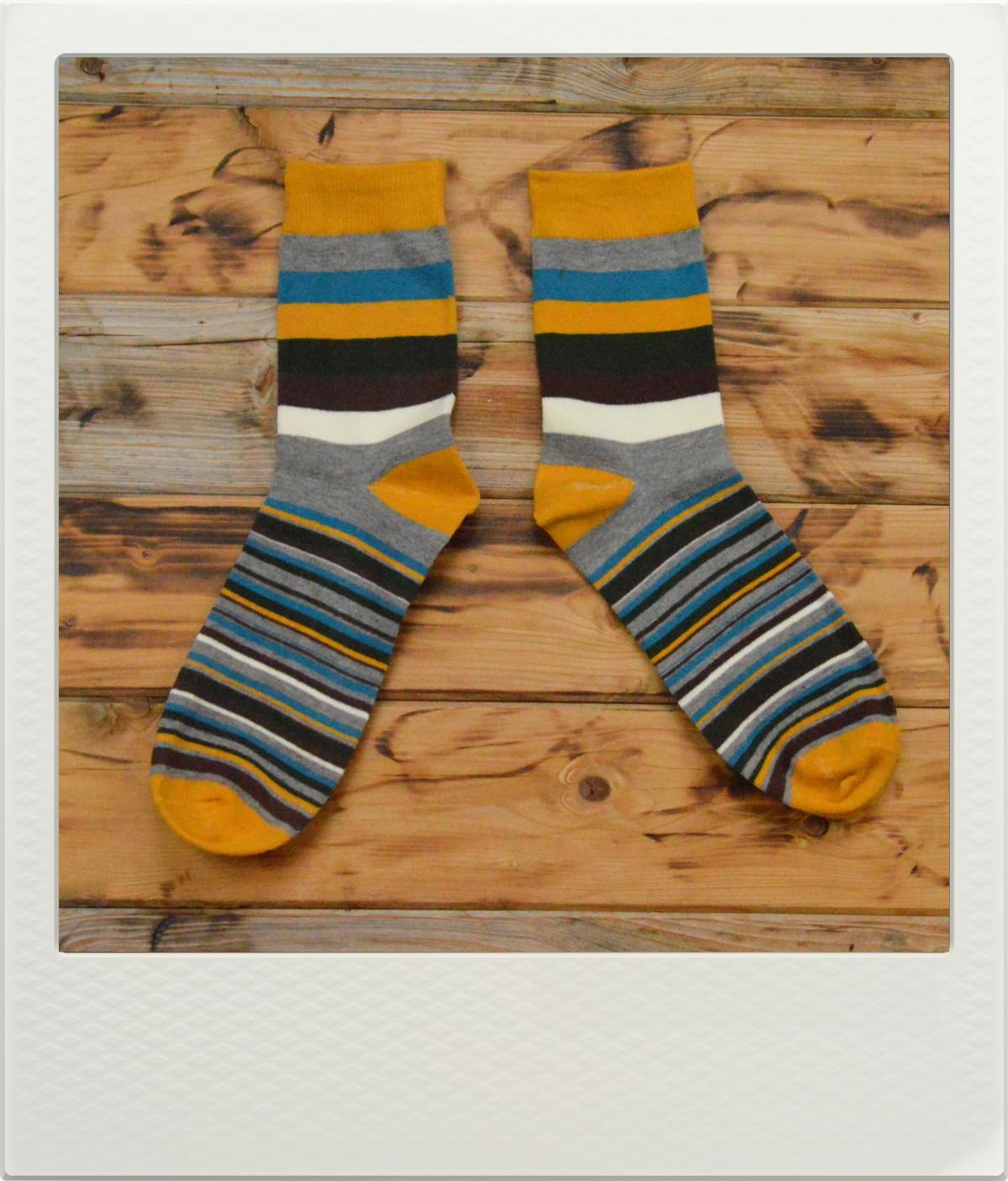 Ponožky Stripes v2